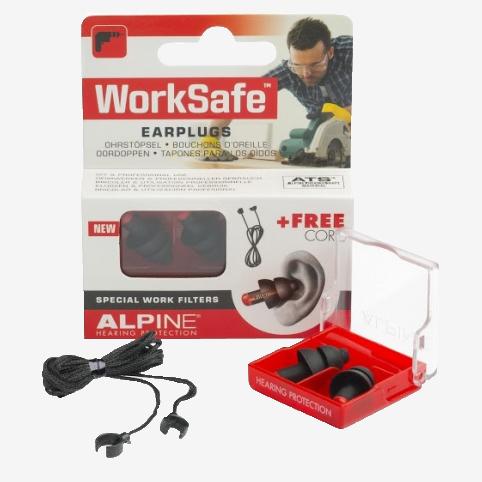 Alpine - Protection auditive travaux
