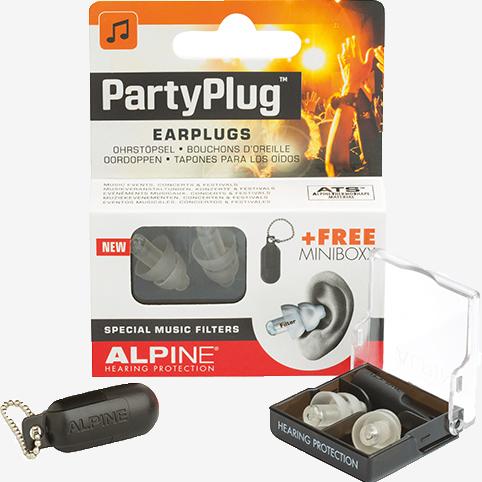 Alpine - Protection auditive musique