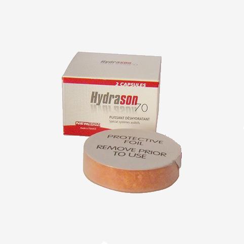 Newson - 2 grandes capsules déshydratantes appareils auditifs